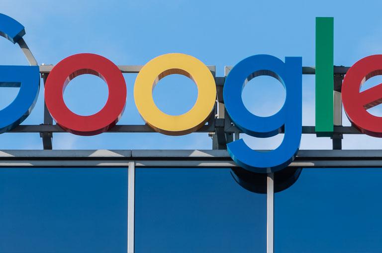Suchmaschine Google